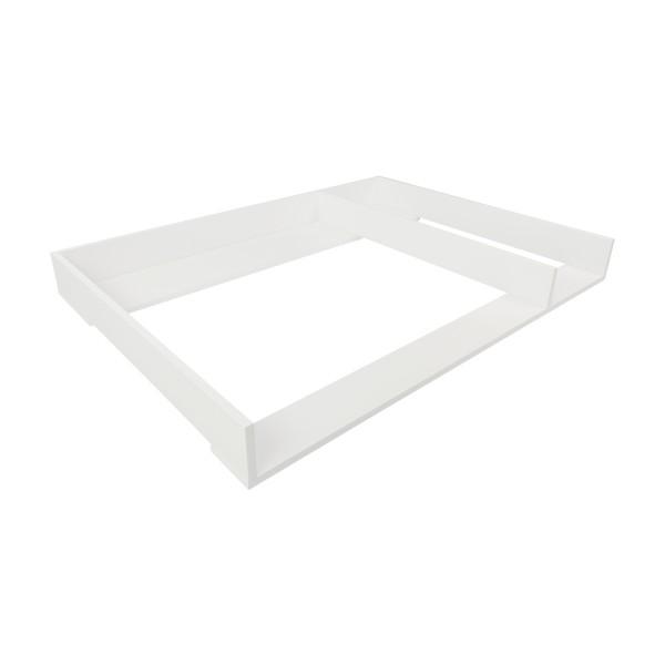 Puckdaddy Wickelaufsatz mit Trennfach für Ikea Malm kommode
