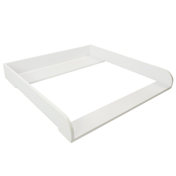 Changing top Ferdinand, white, for IKEA Nordli
