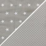 Wendedesign: Sterne klein/ Punkte