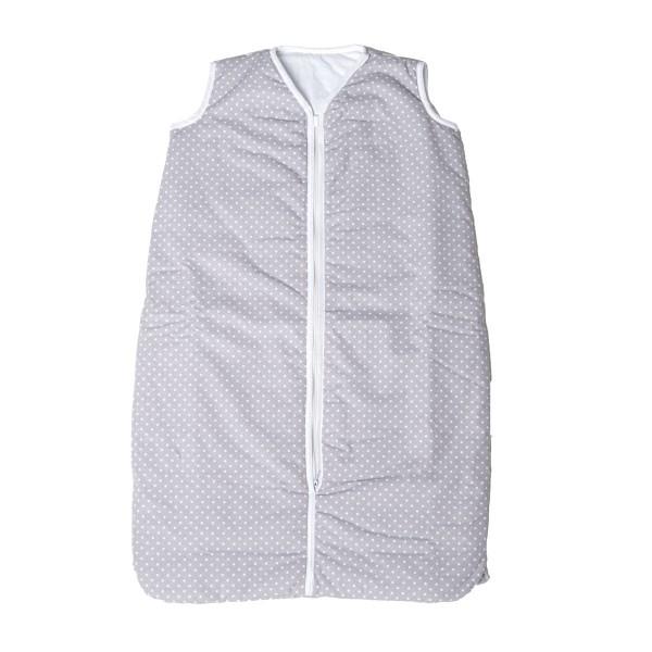 Schlafsack Inga, grau, 70-90cm