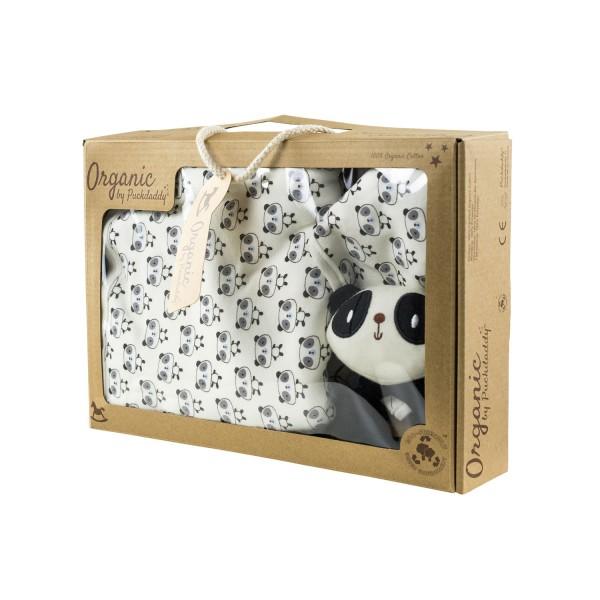 Organic Geschenkbox Panda