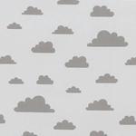 Wolken weiß