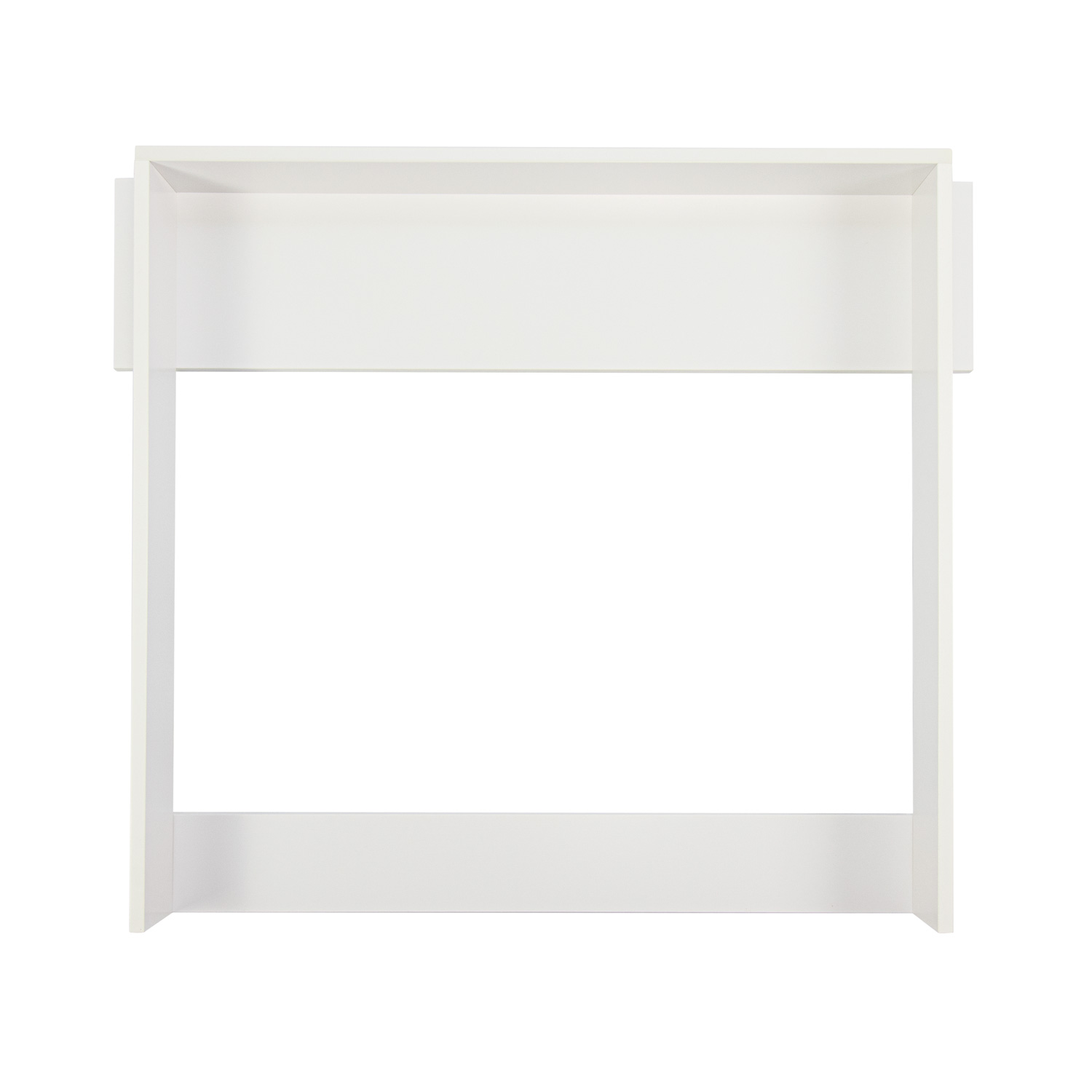 Konstantin changing top with wide cover, white, IKEA Koppang