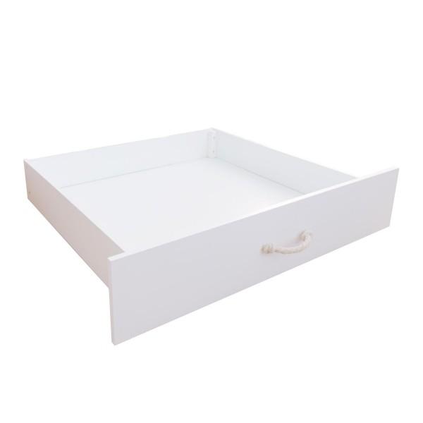 Drawer set Carlotta - white