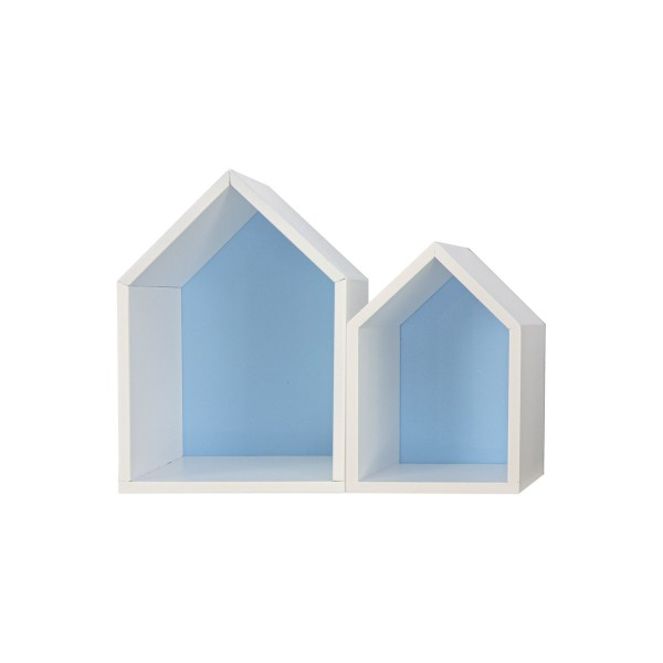Puckdaddy House Shelf Elise in Blue