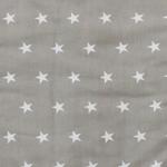 Sterne klein grau