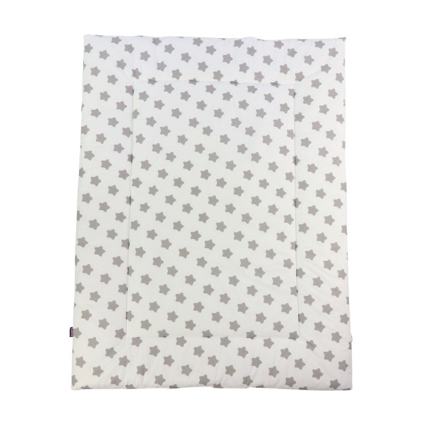 Play mat Freya, white, 140x100 cm
