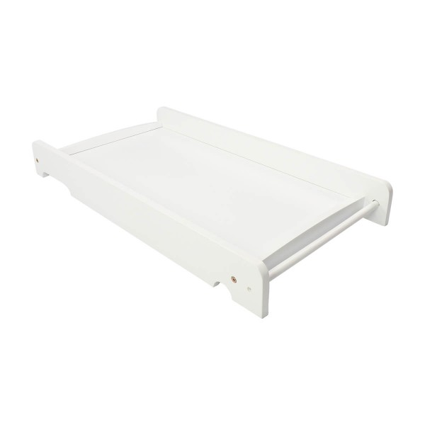 Baby cot changing table Mika, white, 87x44.5cm