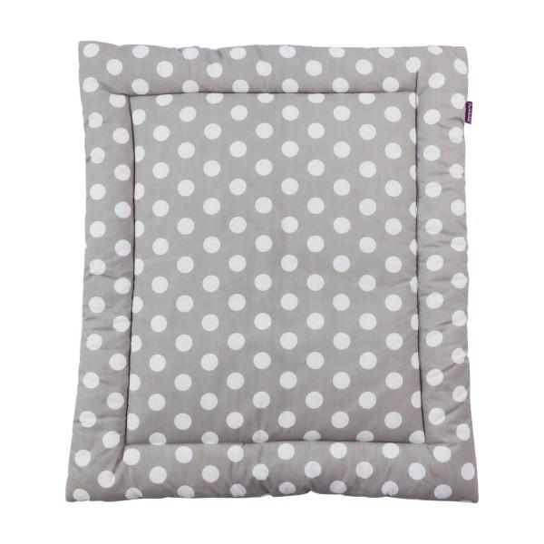 Changing mat Smilla, grey, 65x75 cm