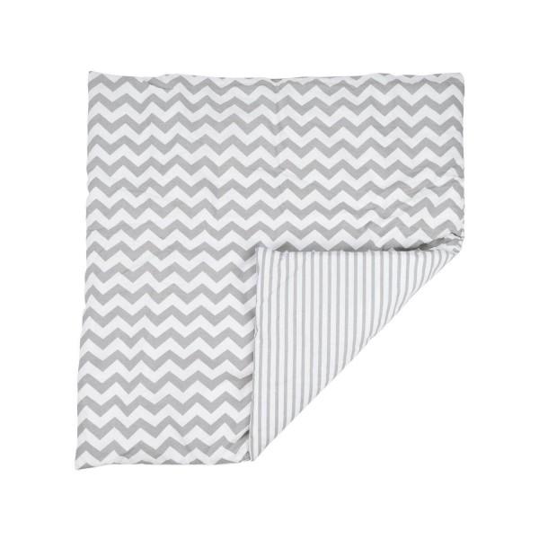 Bettwäsche-Set Svea, weiß, 135x100 cm